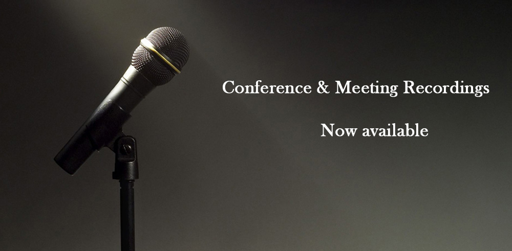 Conference and Meeting Recordings slider2